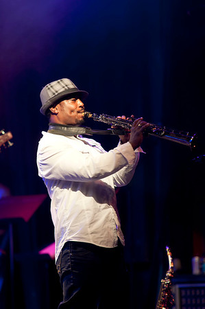 2nd Annual Uptown Charlotte Jazz Fest (Fri) 043