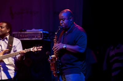 2nd Annual Uptown Charlotte Jazz Fest (Fri) 059