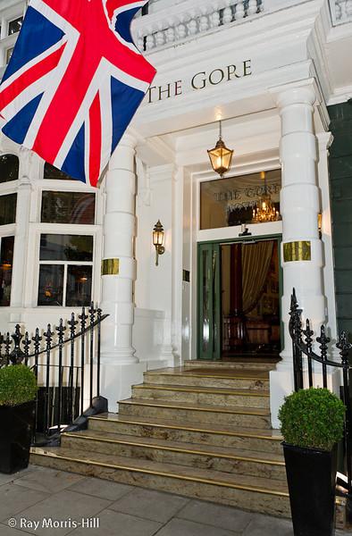 The Gore Hotel, Kensington, London