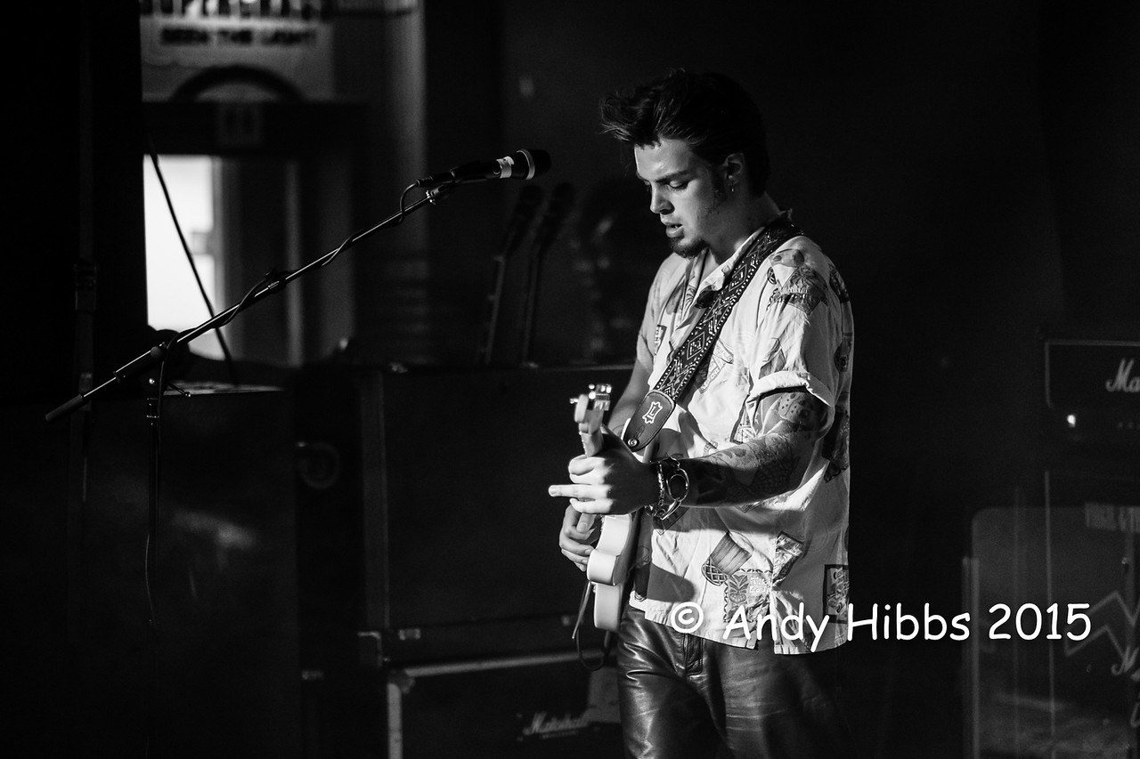 Virgil & The Accelerators - Andy Hibbs Photography