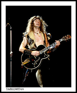 TED NUGENT CIRCA 1979