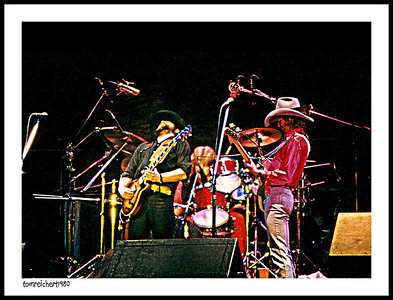 MARSHALL TUCKER BAND CIRCA 1980