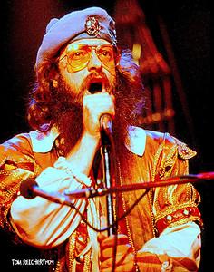 JETHRO TULL - NASSAU COLISEUM NEW YORK 1979