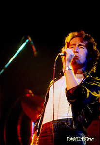 PAUL RODGERS BAD COMPANY CIRCA 1979  NASSAU COLISEUM NEW YORK