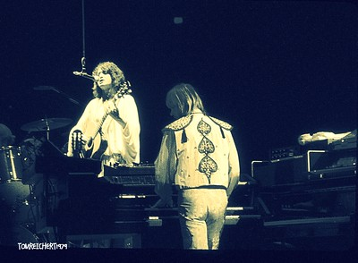 YES NASSAU COLISEUM , NEW YORK - 1979