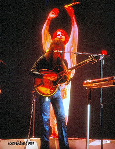 YES NASSAU COLISEUM ,NEW YORK - 1979
