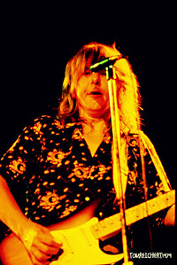 BAD COMPANY CIRCA 1979 NASSAU COLISEUM NEW YORK - MICK RALPHS