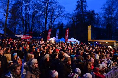 VINTERLYD / KRAFTTAK MOT KREFT 2012 Gjøvik Gård 05/03/2012 Foto: Jonny Isaksen