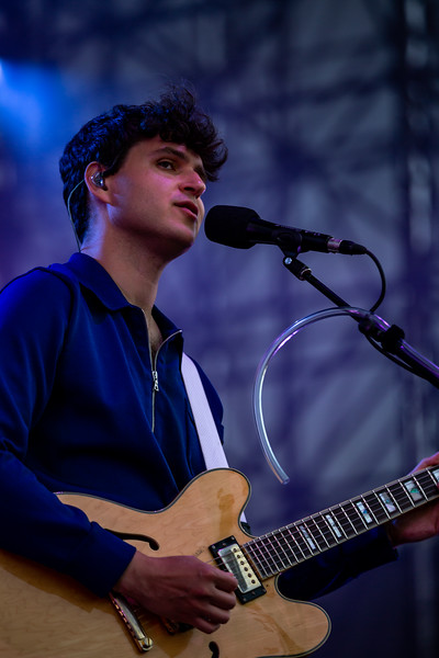 Vampire Weekend at the Farm Bureau Insurance Lawn at White River State Park. Photo by Tony Vasquez for Jams Plus Media.