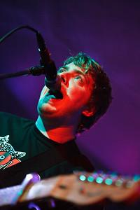 Dan Flay of The Travis Waltons, Dec 2010