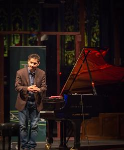 Eldar Djangirov Performs in Montreal