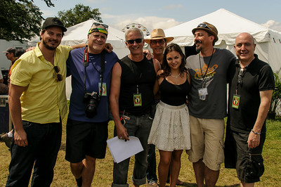 Gathering of the Vibes - 2014