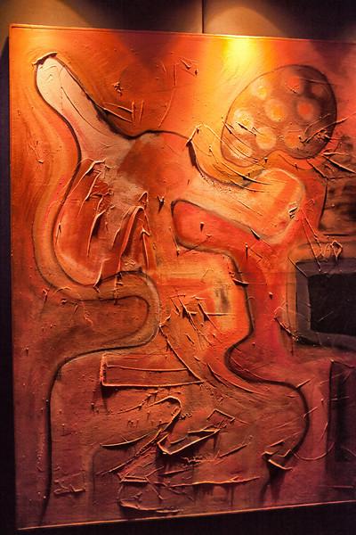 Vibrato artwork by Herb Alpert