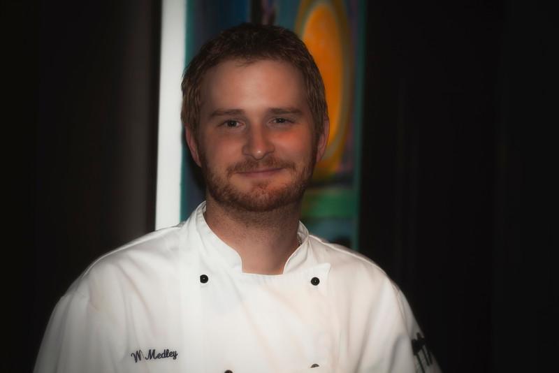 Vibrato Chef Wilks Medley