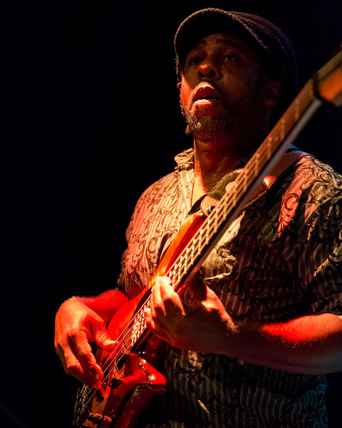November 2, 2017 Victor Wooten at the Vogue Theatre. Photo by Tony Vasquez