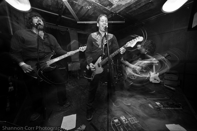 Victory and Associates @ The Parkside 12/4/11