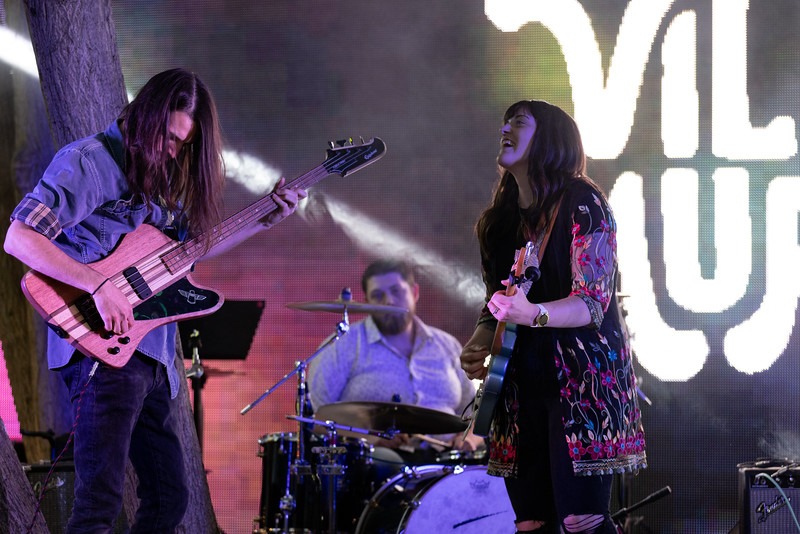 Villa Mure at the Enchanted Forest Live in New Albany, IN on May 8, 2021. Photo by Tony Vasquez.