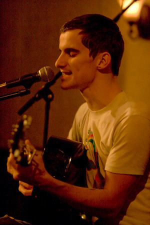 Virgin Forest - Sound Fix Records, NYC - December 13th, 2007 - Pic 6
