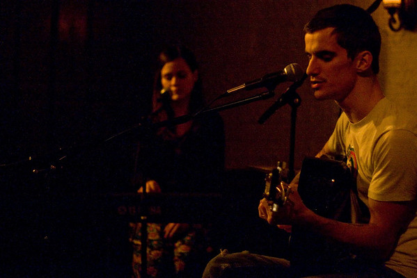 Virgin Forest - Sound Fix Records, NYC - December 13th, 2007 - Pic 14