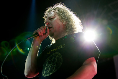 Voivod, 11/17/2012, The Fox Theater, Oakland