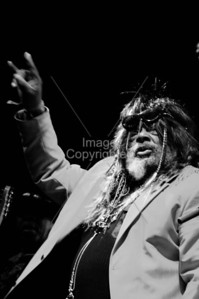 George Clinton & Parliament Funkadelic playing at The Voodoo Music Festival 2009.