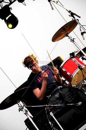 The Black Keys. Voodoo Music Festival 2009