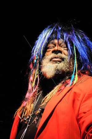 George Clinton & Parliament Funkadelic playing at The Voodoo Music Festival 2009