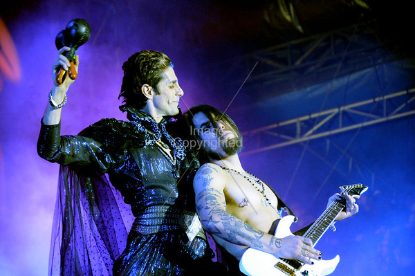 Janes Addiction, Voodoo Festival 2009.
