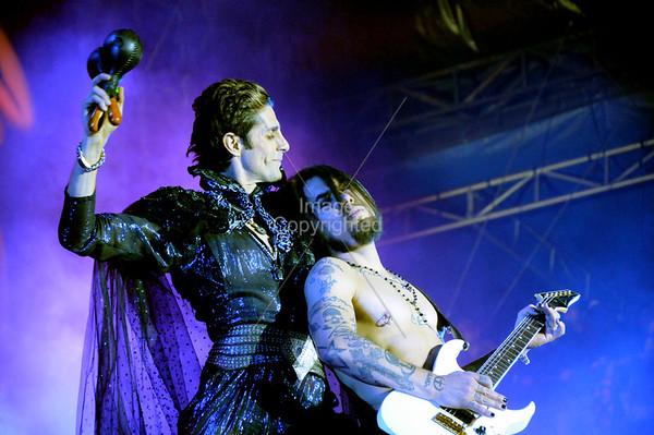 Voodoo Festival 2009.