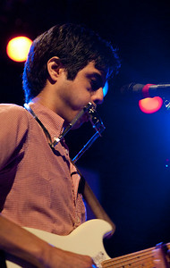 The Black, Bowery Ballroom, June 25 2010