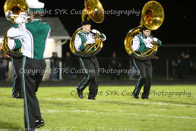 WBHS Band vs Carrollton-62