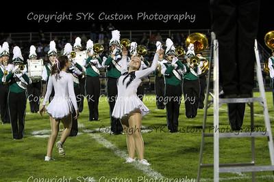 WBHS Band vs Carrollton-5