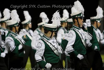 WBHS Band vs Carrollton-21