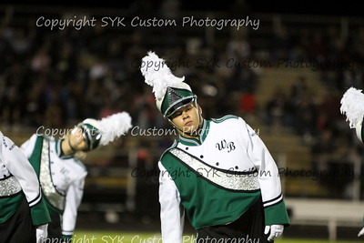 WBHS Band vs Carrollton-42