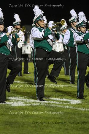 WBHS Band vs Carrollton-67