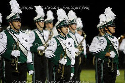 WBHS Band vs Carrollton-52