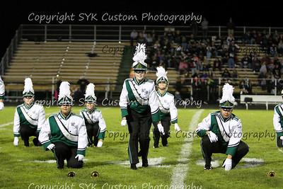 WBHS Band vs Carrollton-45