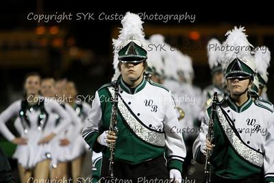 WBHS Band vs Carrollton-70
