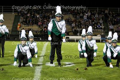 WBHS Band vs Carrollton-47