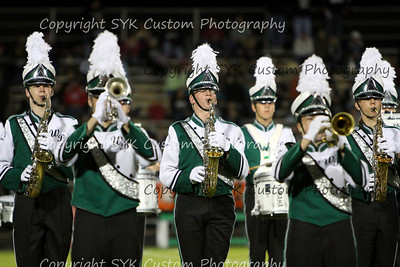 WBHS Band vs Carrollton-13
