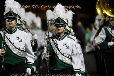 WBHS Band vs Carrollton-71