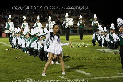 WBHS Band vs Carrollton-35