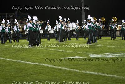 WBHS Band vs Carrollton-65