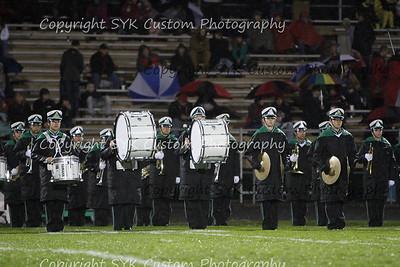 WBHS Band vs Salem-1