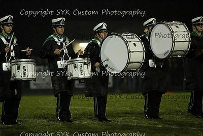WBHS Band vs Salem-42