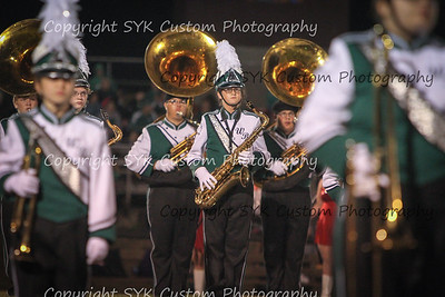 WBHS Band at Southeast-76