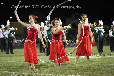 WBHS Band at Southeast-72