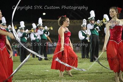 WBHS Band at Southeast-70