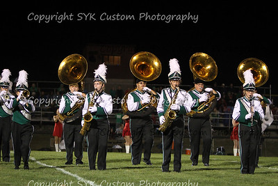 WBHS Band at Southeast-95