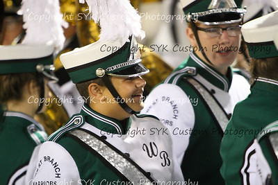 WBHS Band at Southeast-9